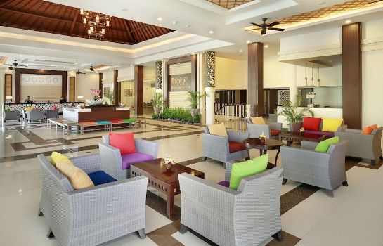 Reception Bali Relaxing Resort & Spa