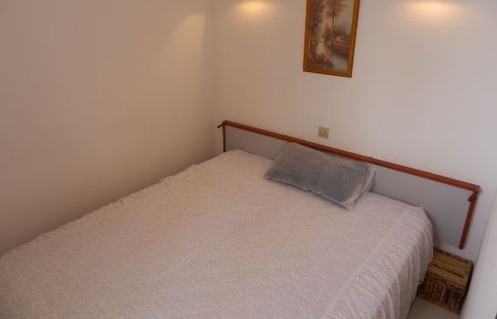 Chambre individuelle (standard) Les Rivages d'Ulysse