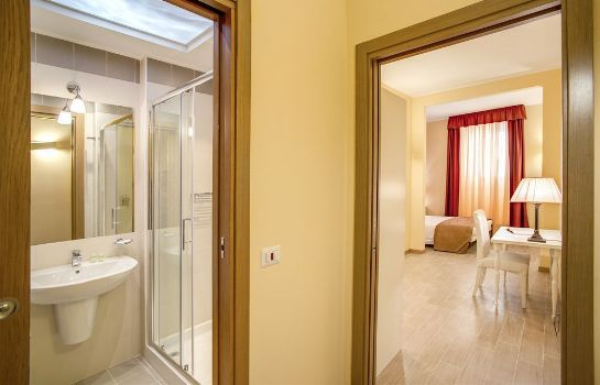 Badezimmer Top Floor Navona