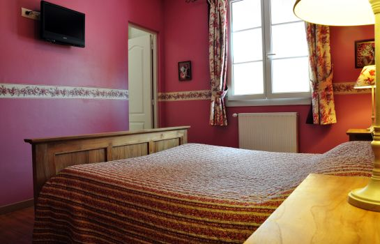 Chambre double (standard) L'Adourable Auberge