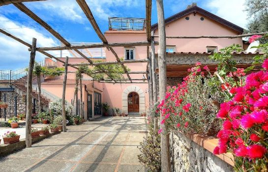 Terrasse Bed and Breakfast Cassiopea Bed and Breakfast Cassiopea