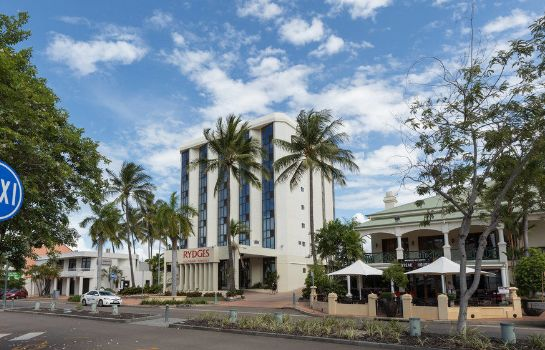Exterior view Townsville Southbank Apartments