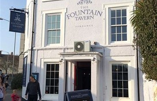 Exterior view The Fountain Tavern