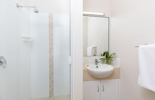 Bathroom Townsville Southbank Apartments