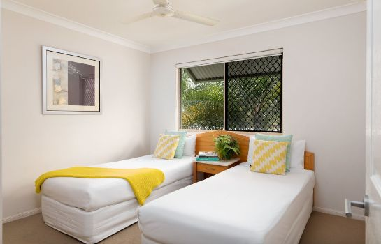 Standard room Townsville Southbank Apartments