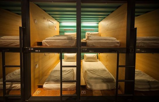 Pokój standardowy Capsule By Container Hotel
