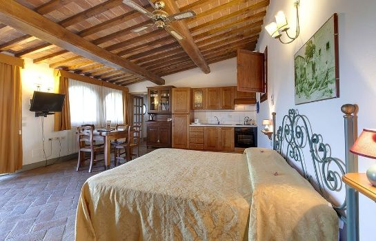 Standardzimmer Farm House La Presura
