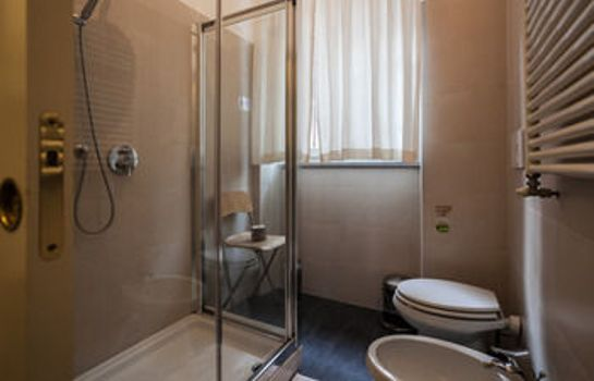 Bagno in camera Temporary House - Milan City Center