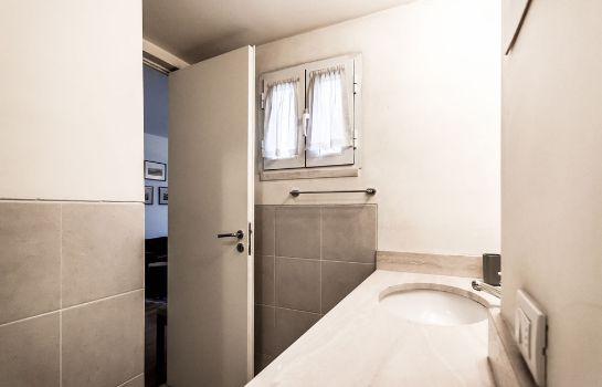 Badezimmer Temporary House - Milan City Center