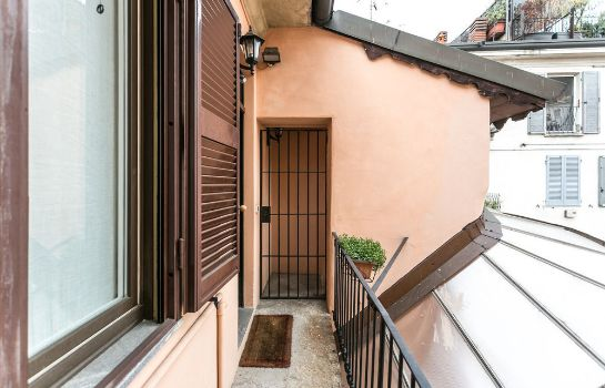 Terrasse Temporary House - Milan City Center