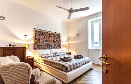 Chambre individuelle (standard) Temporary House - Milan City Center