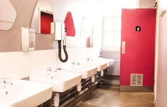 Bagno in camera Clink78 Hostel