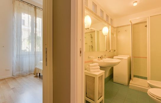 Badezimmer Rome Accommodation - Testaccio