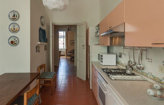 Cucina in camera Family Apartments Rinascimento Palace