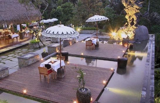 Restaurante The Kayon Resort