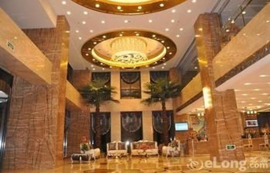 Hol hotelowy Jining Jinchen International Hotel