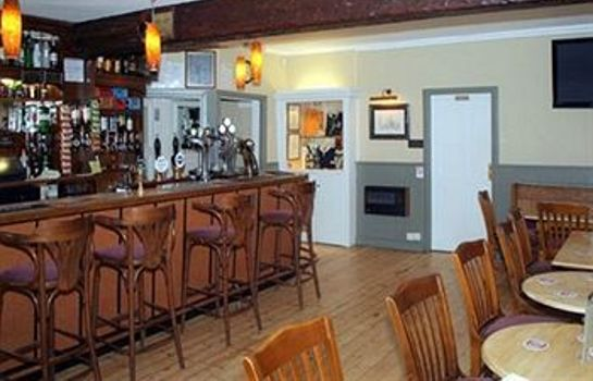 Bar del hotel Kings Arms Hotel