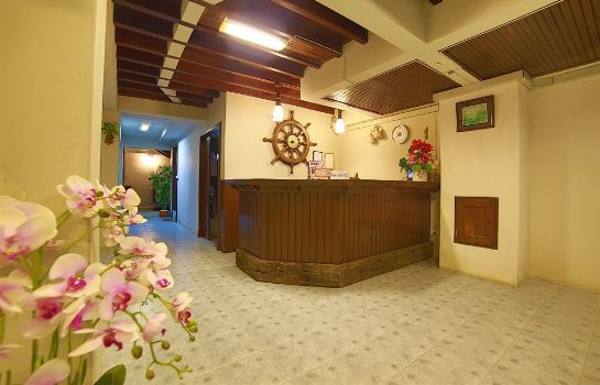 Empfang Relax Guest House