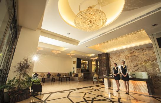 Hol hotelowy Li-Shiuan International