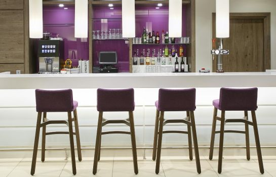 Bar de l'hôtel Hampton by Hilton Oxford