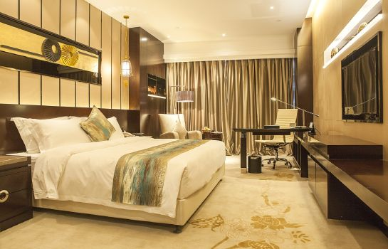 Chambre individuelle (confort) Huaguoshan Metropark International
