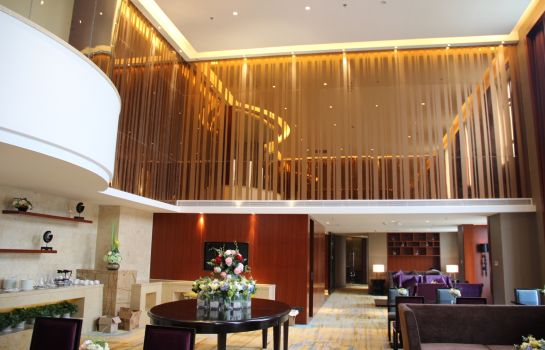 Hol hotelowy Huanggang New Beacon Hotel