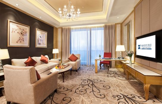 Conferences C&D Hotel Fuzhou
