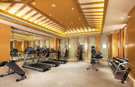 Sports facilities C&D Hotel Fuzhou