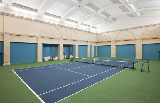 Tennis court C&D Hotel Fuzhou