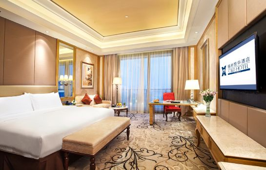 Single room (standard) C&D Hotel Fuzhou