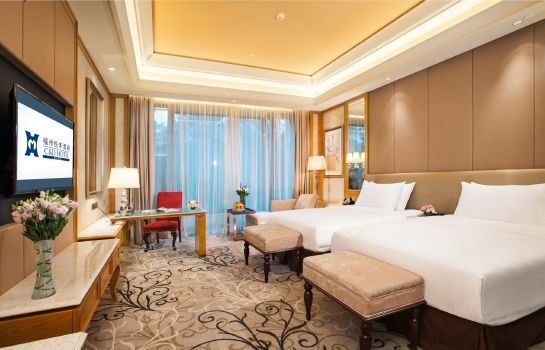 Double room (standard) C&D Hotel Fuzhou