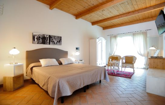 Chambre double (standard) Al Colle Agriturismo