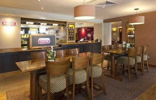 Bar del hotel Shrewsbury North (Harmer Hill)
