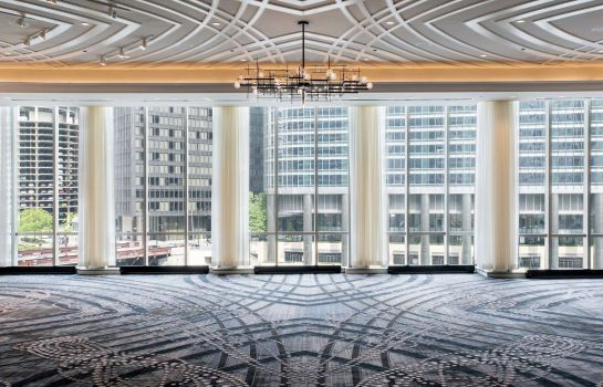 Congresruimte LondonHouse Chicago Curio Collection by Hilton