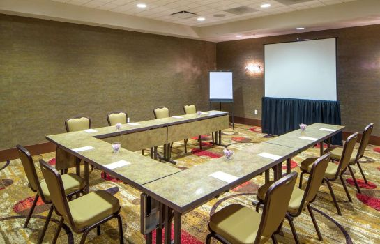 Conference room Hampton Inn Houston Downtown TX Hampton Inn Houston Downtown TX
