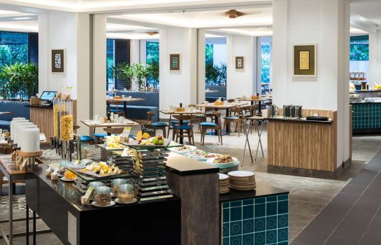 Restaurant Doubletree Resort by Hilton Penang