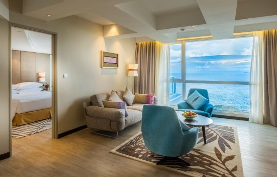 Suite Doubletree Resort by Hilton Penang