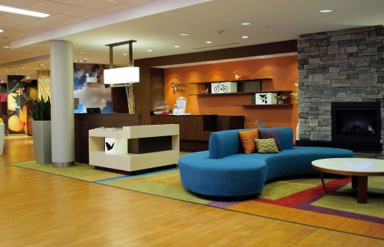 Hall Fairfield Inn & Suites Stroudsburg Bartonsville/Poconos