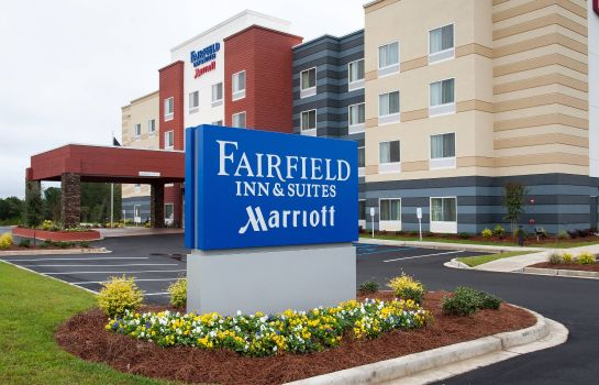 Buitenaanzicht Fairfield Inn & Suites Enterprise