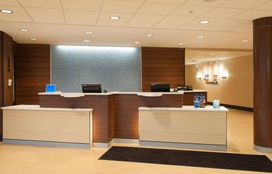 Hotelhal Fairfield Inn & Suites Enterprise