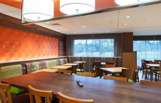 Restaurant Fairfield Inn & Suites Enterprise