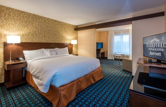 Suite Fairfield Inn & Suites Enterprise