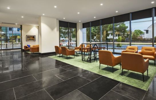 Vista all'interno Quest Chatswood