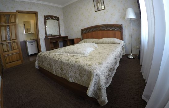 Single room (superior) Parus Park Hotel
