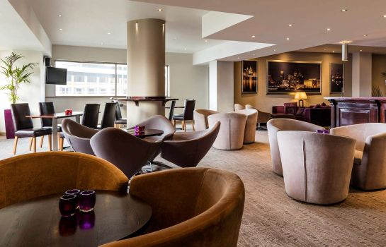 Hotelbar Mercure Liverpool Atlantic Tower Hotel