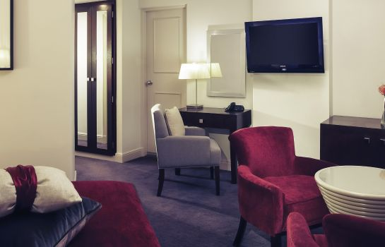 Suite Junior Mercure Liverpool Atlantic Tower Hotel