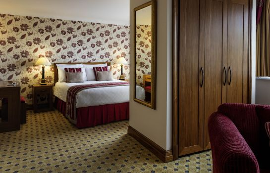 Junior-suite Mercure Liverpool Atlantic Tower Hotel