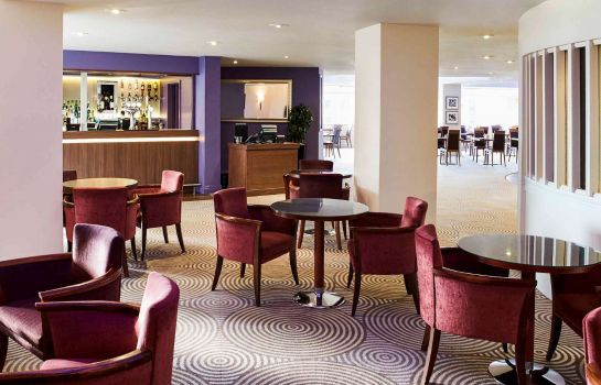 Restaurant Mercure Liverpool Atlantic Tower Hotel