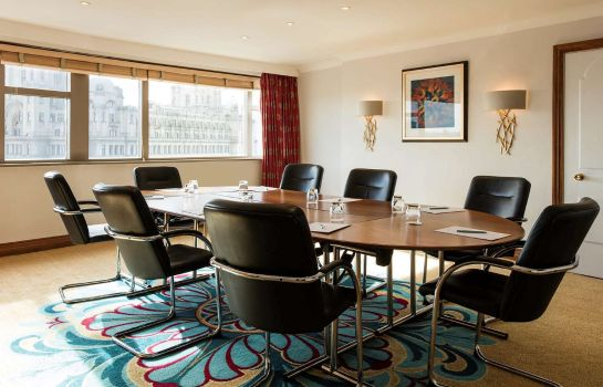 Conference room Mercure Liverpool Atlantic Tower Hotel
