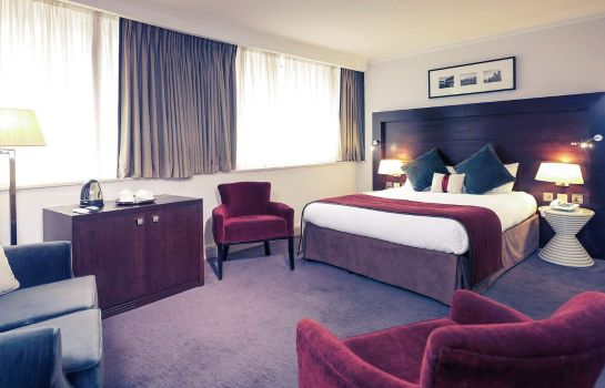 Kamers Mercure Liverpool Atlantic Tower Hotel